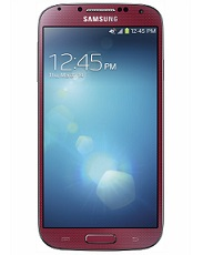 Samsung i9505 Galaxy S IV Red