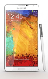 Samsung N9005 Galaxy Note III 32GB Biely