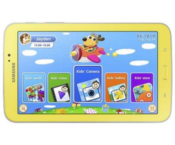 Samsung Galaxy Tab 3 Kids 7.0 WiFi 8 GB Žltý