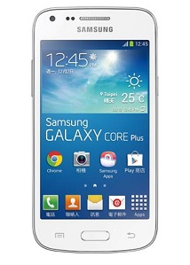 Samsung Galaxy Core Plus Biely