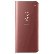 Samsung Clear View púzdro EF-ZG950CP pre Galaxy S8 Pink