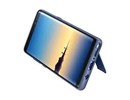 Samsung Great Protective Standing Cover EF-RN950CN pre Galaxy Note8 Modrá