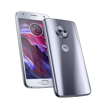 Motorola Moto X4 Single Sim Modrý