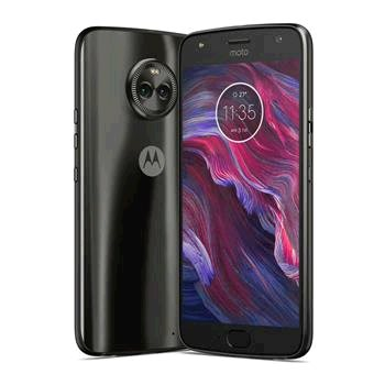 Motorola Moto X4 Single Sim Čierny